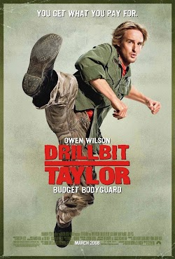 Vệ Sĩ Ruồi - Drillbit Taylor (2008) Poster