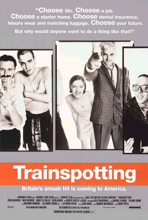 Trainspotting Sick Boy. Sick boy jonny lee miller