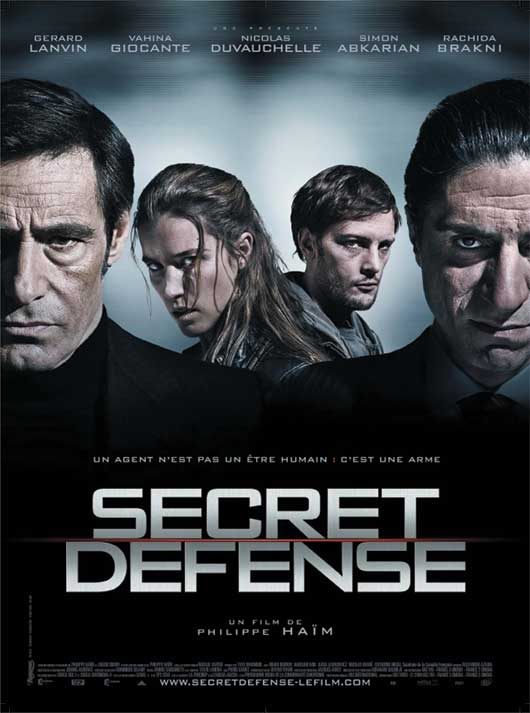Secret Defense 2008 Streaming Gratis