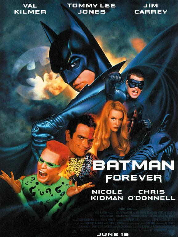 Người Dơi Bất Tử – Batman Forever