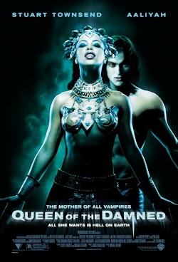 Nữ Hoàng Ma Cà Rồng - Queen Of The Damned (2002) Poster