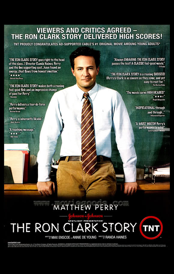 Watch Movie The Ron Clark Story