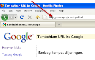 Cara Mendaftarkan Web atau Blog Ke Google