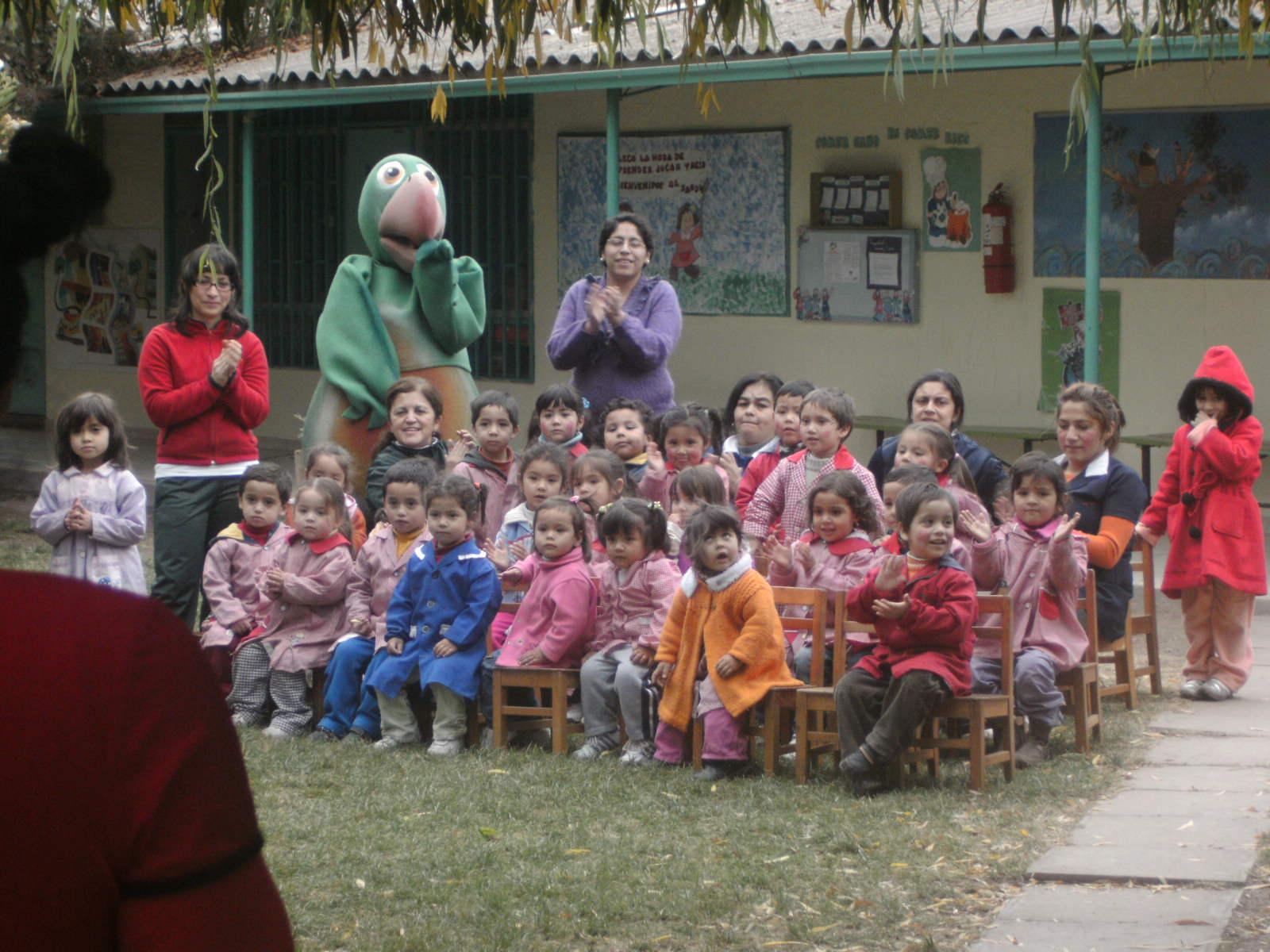Jardin Infantil Los Grillitos  Rancagua: Transporte de ...