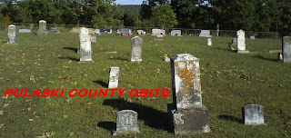 Zion Cemetery, near Crocker, Missouri  Photo by Pulaski County Obits, October 2009