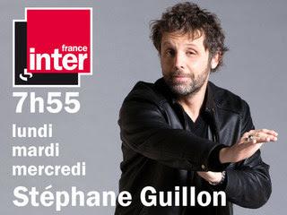 Stéphane Guillon tacle Michèle Laroque l'exilée fiscale (vidéo)