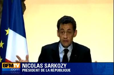 Nicolas Sarkozy voulait construire dans les zones inondables