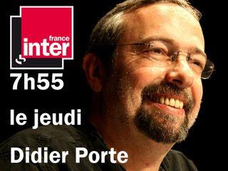 Didier Porte France Inter