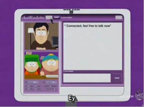 ChatRoulette South Park
