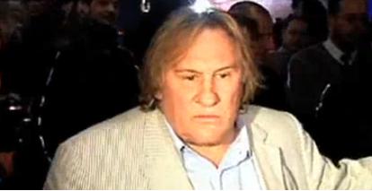 Gérard Depardieu traite une journaliste de salope