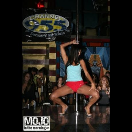Rima Fakih pics pole dance scandal