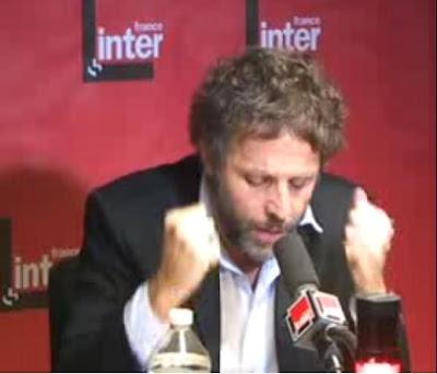 Stephane Guillon france inter