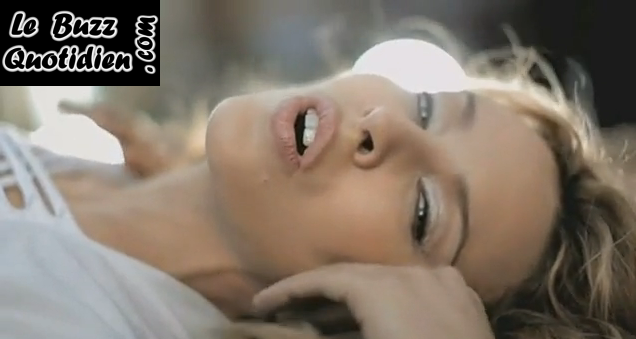 Clip hot Kylie Minogue All the lovers vidéo