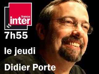 Didier Porte france inter 10 juin 2010