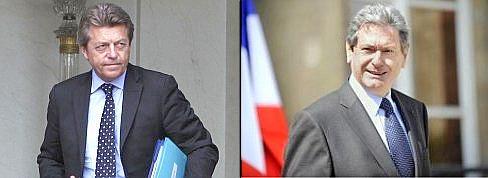 Alain Joyandet et Christian Blanc démissionnent