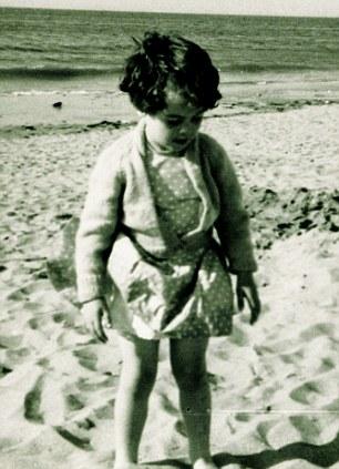Susan Boyle jeune