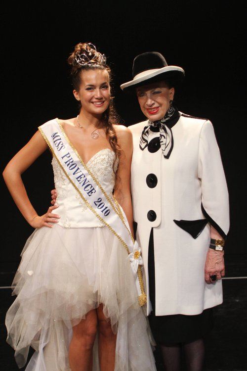 Gagnante Miss Nationale 2011 Miss Provence 2010