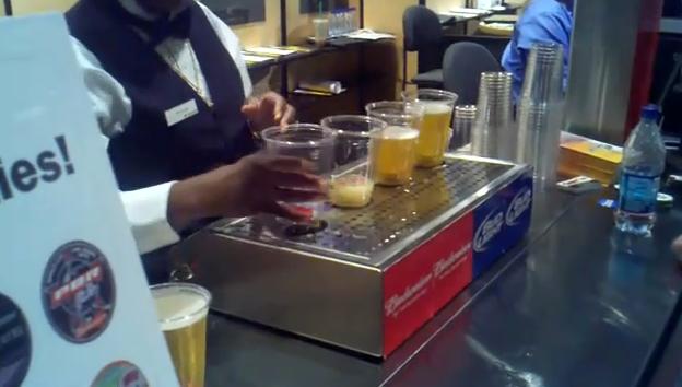 tireuse à bière nouvelle génération
