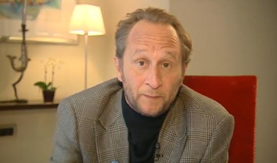 Benoît Poelvoorde appel à la grève du rasage