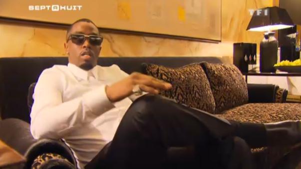 Puff Daddy interview 7 à 8
