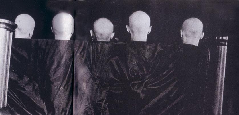 Fotos de los Romanov De-espaldas