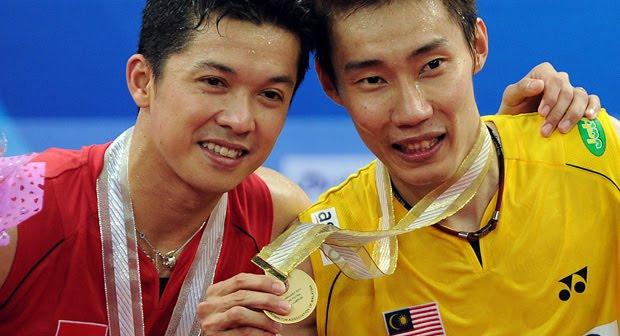 Lee Chong Wei Juara Terbuka Siri Super Malaysia 2014