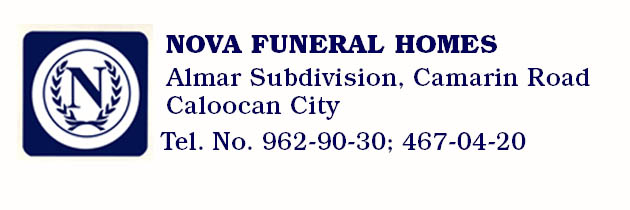 NOVA OBITUARIES