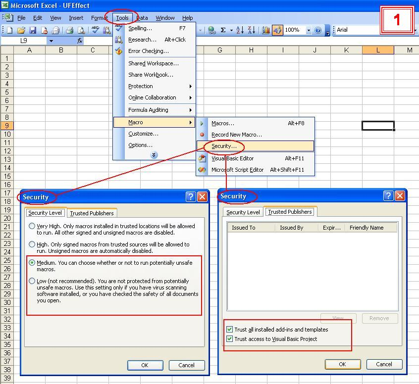 View all posts in vba for word