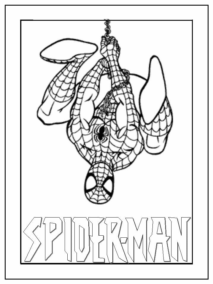 Desenhos Para Colorir Em Geral Desenhos Do Homen Aranha