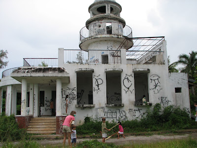 Saipan Navy Hill Lighthouse