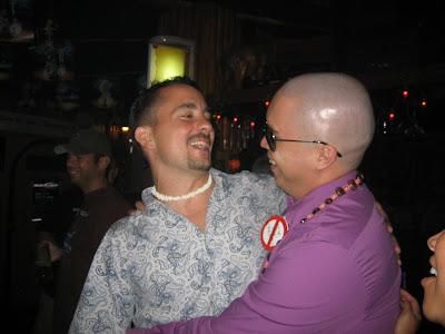 Brad Ruszala and John Joyner