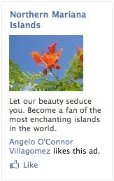 northern mariana islands facebook ad