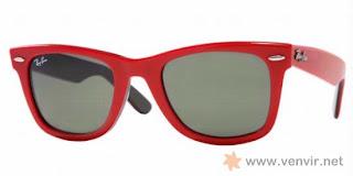 gafas hombre rayban moda verano 2009