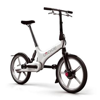 bicicleta gocycle. la bicicleta electrica con diseño más elegante