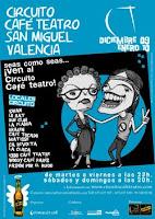 fiesta apertura circuito cafe teatro de valencia 2010-2011
