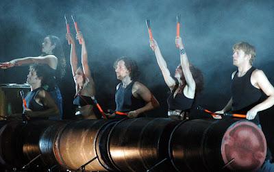 espectaculo mayumana en valencia - teatro olympia-entradas