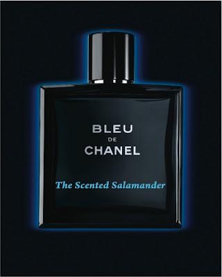 Bleau de chanel perfume para hombre