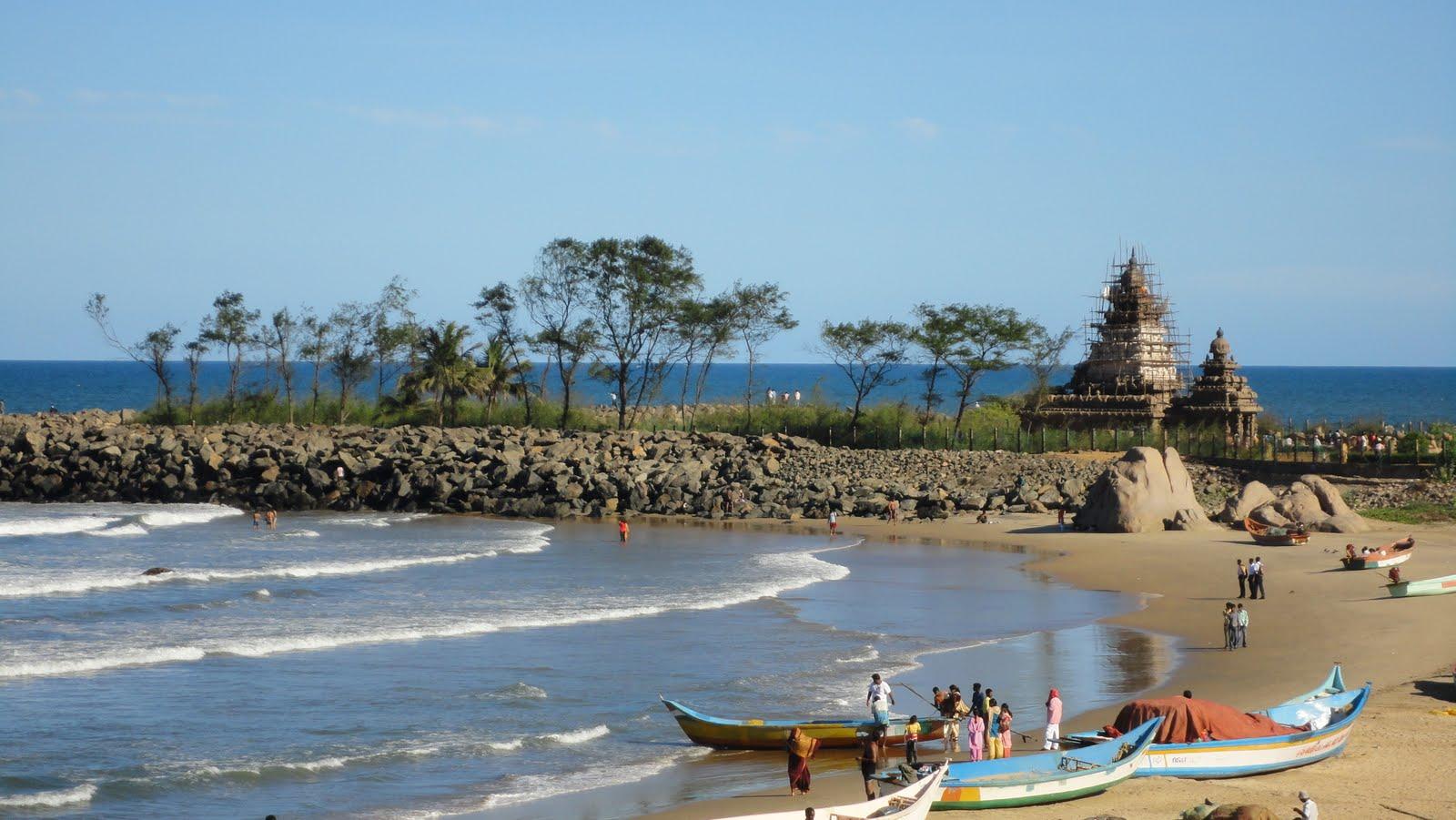Travel living mamallapuram