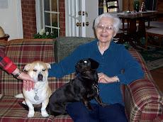 Bill's mom Ann (DeLanghe) VandeWater