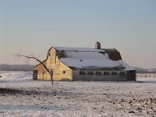 A Barn near Leduc