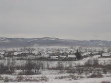 Quaint Siberian Town
