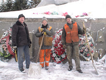 Workers at War Memorial