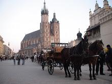Krakow Central Square