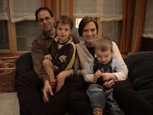 Alexander, Raphael, Birgit & Daniel