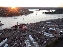 Barangaroo Fills Up!