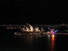 Opera House from the Bridge
