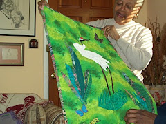 Enjoy The Phenomenal Textile Artistry of Master Quilter: Patricia Johnson