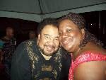 Recognize the incomparable jazz pianist, Mr. George Duke?