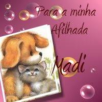 Afilhada Madi