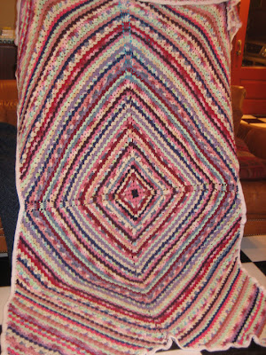 AFGHAN PATTERN SCRAP YARN « PATTERNS